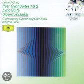 Grieg: Peer Gynt Suites 1 & 2, etc / Jarvi, Gothenburg SO