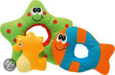 Chicco Softtoys - Badspeeltjes