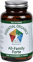 Essential Organics All-Family Forte - 90 Tabletten - Multivitamine