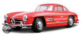 Bburago Mercedez-Benz 300SL coupé 1954 1:18
