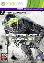 Xbox 360 Splinter Cell: Blacklist