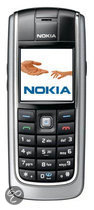 Nokia 6021 - Zwart
