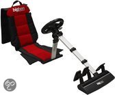 Bigben Racestoel + Racestuur + Pedalen PS3 + PC + PS2