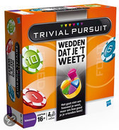 Trivial Pursuit Wedden Dat Je 't Weet - Bordspel