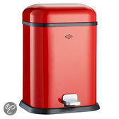 Wesco Single Boy Pedaalemmer - 13 l - Rood