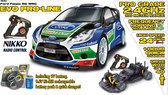 Nikko Ford Fiesta WRC Evo 1:14 - RC Auto