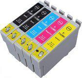 Compatible Epson T0715 Luipaard-serie