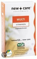 New Care Multi Vitaminen - 120 Tabletten - Multivitamine