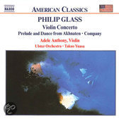 Glass, Philip: Violin Concerto