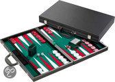 Backgammon Zwart 53x32 inlay 21