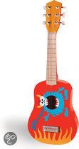 Scratch Muziek - Gitaar Rock & Roll Monster - H64 cm