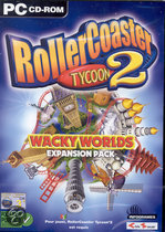 RollerC Tycoon 2 add - Wacky Worlds /PC - Windows