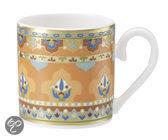 Villeroy & Boch Samarkand Mandarin - Mokkakop - 0,1 l