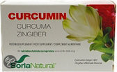 Soria Natural Curcumin - 60 tabletten - Voedingssupplement