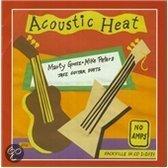 Acoustic Heat Jazz Guitar Duets W Mike Peters
