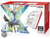 Nintendo 2DS Wit + Pokémon X