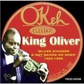 Blues Singers & Hot  Bands On Okeh 1924-29