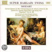Danubius Quartet - Chamber Music For Clarinet