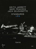 Keith Jarrett, Gary Peacock & Jack DeJohnette - Standards Volume 1 & 2