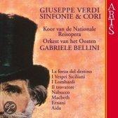 Verdi: Sinfonie & Cori / Gabriele Bellini, et al