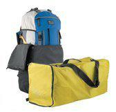 Active Leisure Flightbag voor backpack - 55-80 liter - Zwart