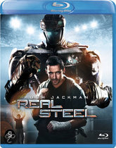 Real Steel (Blu-ray)