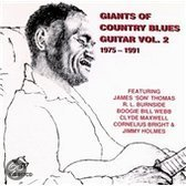 Giants Of Country Blues Guitar Vol. 2: 1975-1991