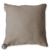 Cottonbaby - Kussenhoes 40x40 Wafel - Bruin