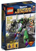 LEGO Super Heroes Superman vs. Power Armo Lex - 6862