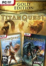Titan Quest (gold Pack) - Windows