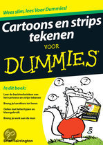 Cartoons en strips tekenen voor Dummies