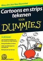 Cartoons en strips tekenen voor Dummies