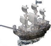 Crystal 3D Puzzel - Piratenschip