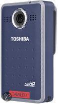 Toshiba Camileo Clip - Blauw