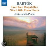 Complete Piano Music . 7: 14 Bagatelles, Sz.38, 9