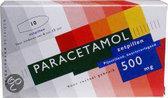 Leidapharm Paracetamol - 500 mg - 10 Zetpillen