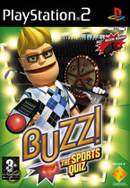 Buzz: The Sports Quiz + Buzzers
