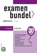 Omslag van 'Examenbundel / 2009/2010 vmbo-KGT Wiskunde'