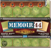Memoir '44 - Breakthrough Kit - Bordspel