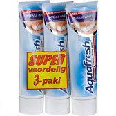Aquafresh Intense White - 3x 75 ml - Tandpasta