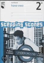 Stepping Stones / 2 A T/M D Havo Vwo / Deel Werkboek