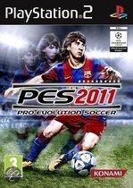 PES 2011 (Pro Evolution Soccer 2011)