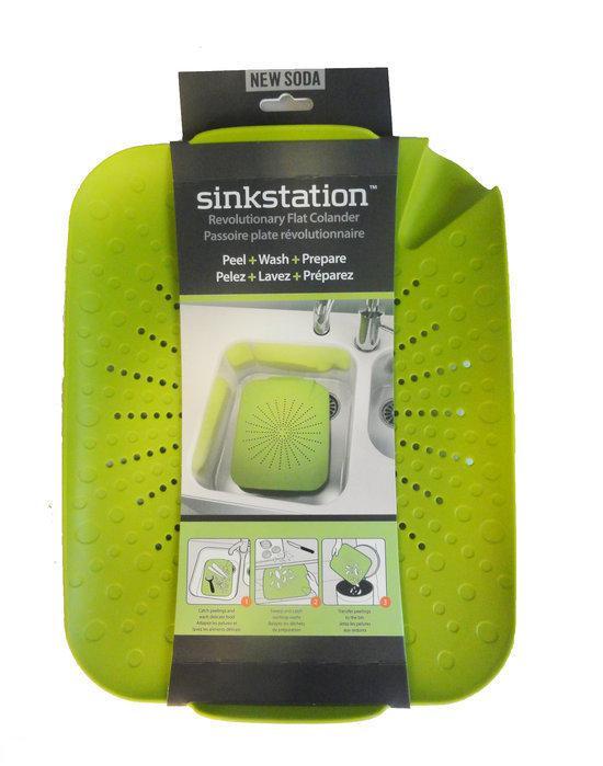 New Soda Sinkstation - Groen