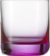 Schott Zwiesel Spots Neo - Whiskyglas (maat 60) - Roze - 6 stuks
