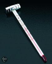 Metaltex Wijnthermometer - Voor In de Fles - 13 cm