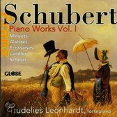 Schubert: Piano Works Vol 1 / Trudelies Leonhardt