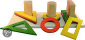 Stapelpuzzel - Educatief Spel - Primaire Kleuren