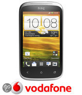HTC Desire C - Wit - Vodafone prepaid telefoon