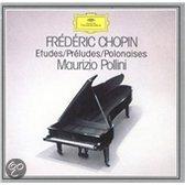 Chopin: Etudes, Preludes, Polonaises / Maurizio Pollini