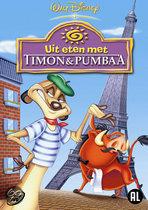 Timon pumbaa uit eten met cartoon dvd for Timon begeleid wonen
